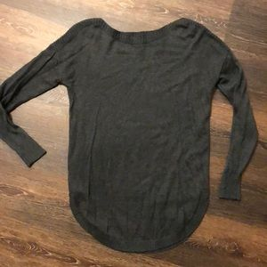 Old Navy Sweaters - Old Navy worn once long sweater Gray medium